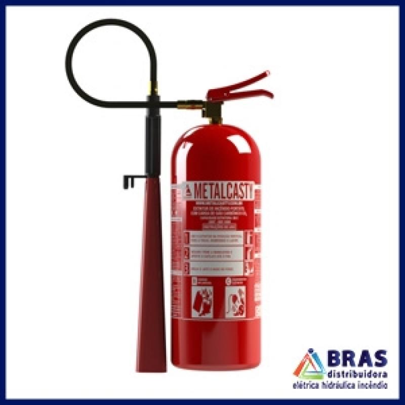 e1e436a4615a3 Extintor de CO2 Bom Retiro - Extintor de Incêndio - Bras Distribuidora
