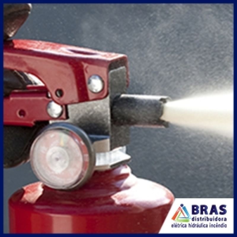 d7c30c26333f8 Extintor de Incêndio em Estabelecimento Comercial - Bras Distribuidora