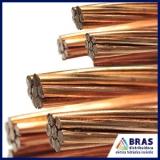 cabo de cobre para SPDA Pacaembu