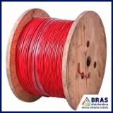 cabos para alarme de incêndio em sp Sacomã
