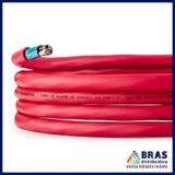 cabos para alarme de incêndio Suzano