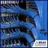 cabos para rede de internet em sp Vila Formosa