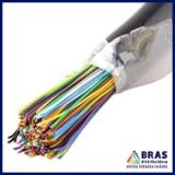 cabos para telefonia externos Itapecerica da Serra