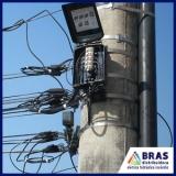 distribuidor de cabo para telefonia externo Betim