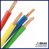 distribuidor de cabos para energia elétrica Cajamar