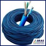 distribuidor de cabos para rede de internet Cupecê