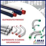 eletroduto galvanizado Itaim Paulista