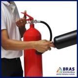 extintor de incêndio de água preço Vila Carrão