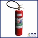 extintor de incêndio de água pressurizada preço Belém