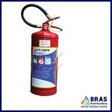 extintor de pó químico em sp Santarém