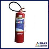 extintor de pó químico preço Vila Sônia