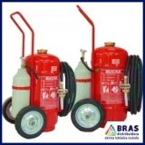 extintores de incêndio de CO2 Cupecê