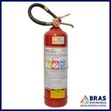 fornecedor de extintor de pó químico Ipiranga