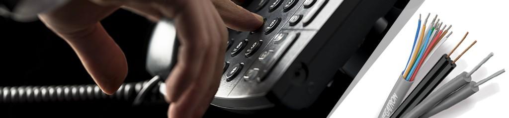 Cabos para Telefonia
