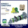 Bornes e conectores eletricos