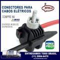 Conector cabos eletricos