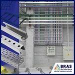 Perfilados e acessórios para fios e cabos