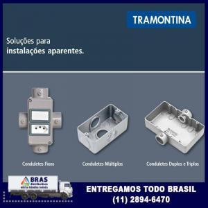 Condulete de aluminio