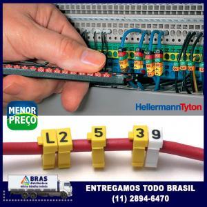 Marcador de fios e cabos