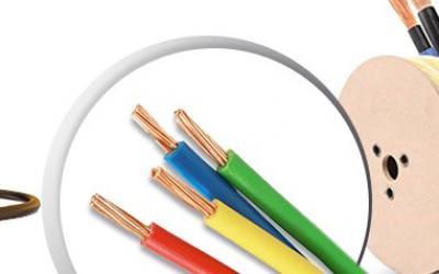 Fios e cabos eletricos